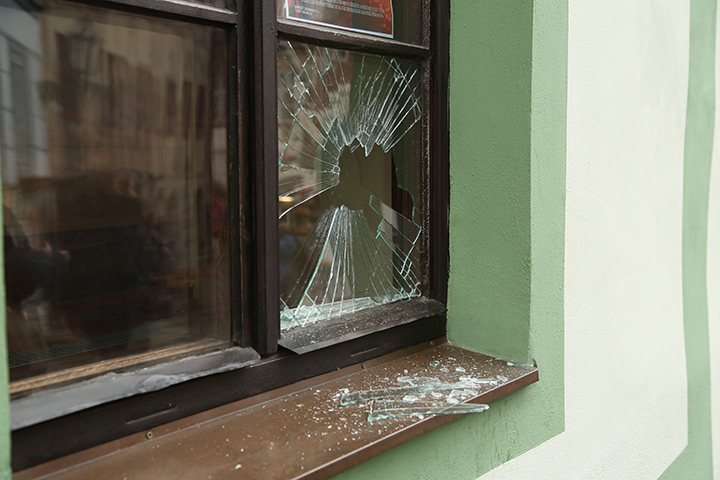 A2B Glass are able to board up broken windows while they are being repaired in West Croydon.